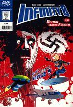 Couverture Retour Vers le Führer 1/3 - Infinity 8 (fascicule), tome 4