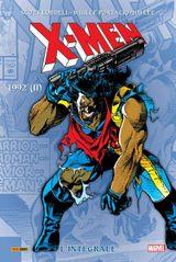 Couverture 1992 (Partie 2) - X-Men : L'intégrale, tome 31