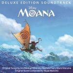 Pochette Moana: Deluxe Edition Soundtrack (OST)