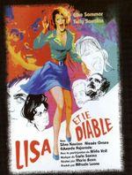 Affiche Lisa et le Diable