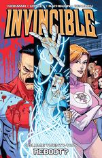 Couverture Reboot ? - Invincible, tome 22