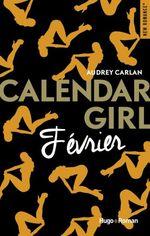 Couverture Calendar Girl - Février