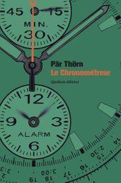 Couverture Le Chronométreur