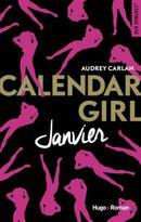 Couverture Calendar Girl - Janvier
