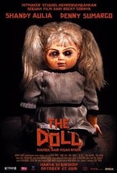 Affiche The Doll