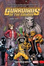 Couverture Guardians of the Galaxy (2015), tome 1