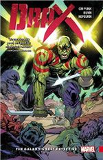 Couverture The Galaxy's Best Detective - Drax (2015), tome 1