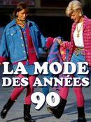 Affiche La Mode des Années 90