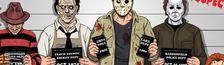 Cover Slashers & films d'horreur avec une bande de jeunes
