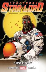 Couverture First Flight - Legendary Star-Lord, tome 3