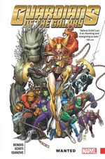 Couverture Guardians of the Galaxy (2015), tome 2