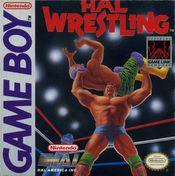 Jaquette Hal Wrestling