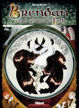 Couverture Brendan et le secret de Kells, tome 2