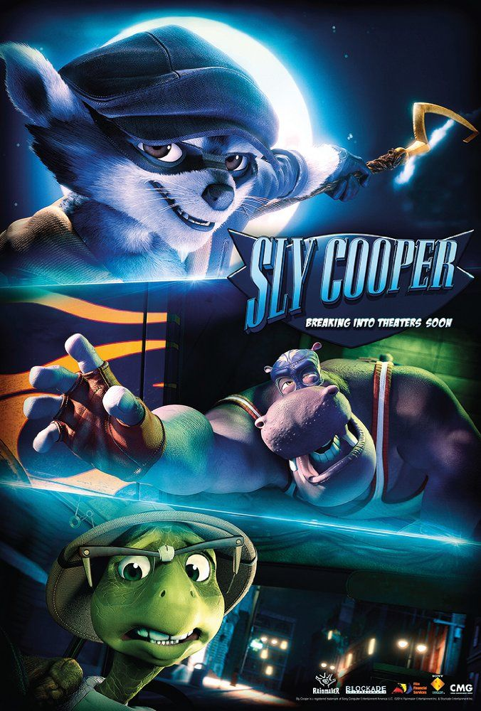 Sly Cooper Long M 233 Trage D Animation 2016 Senscritique
