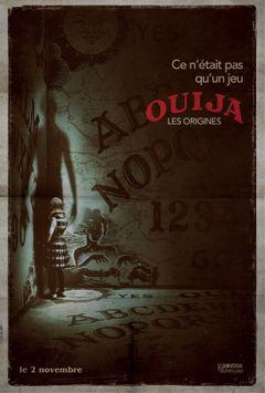 Affiche Ouija : Les Origines