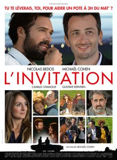 Affiche L'Invitation