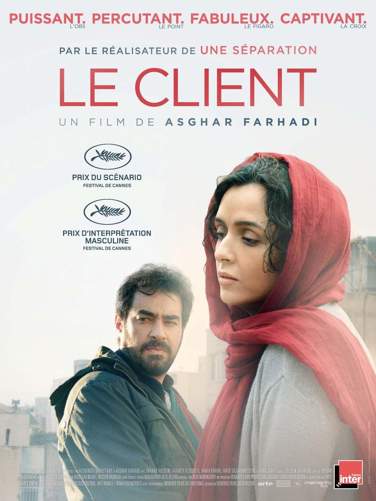 Le Client - Film (2016) - SensCritique