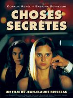 Affiche Choses secrètes