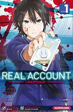 Couverture Real Account