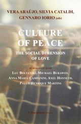 Couverture Culture of peace, The social dimension of love