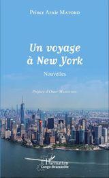 Couverture Un voyage à New York