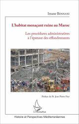 Couverture L'habitat menaçant ruine au Maroc