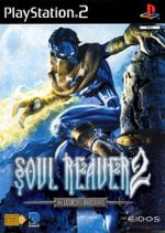 Jaquette Legacy of Kain : Soul Reaver 2