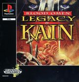 Jaquette Legacy of Kain : Blood Omen