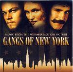 Pochette Gangs of New York (OST)
