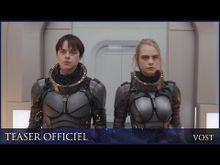Video de Valérian et la Cité des mille planètes