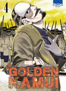 Couverture Golden Kamui, tome 4
