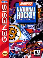 Jaquette ESPN National Hockey Night
