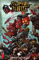 Couverture Alpha King (2016 - Present)