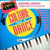 Pochette Culture Dance, Volume 4