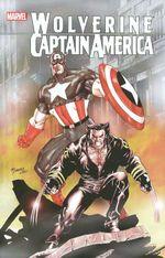 Couverture Wolverine/Captain America