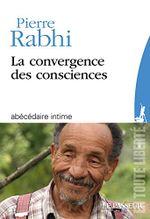 Couverture La convergence des consciences