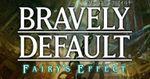 Jaquette Bravely Default : Fairy's Effect