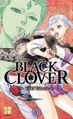 Couverture Black Clover, tome 3