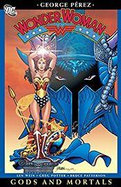 Couverture Wonder Woman: Gods ˇ& Mortals