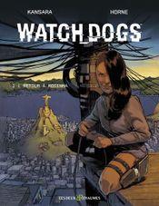 Couverture Retour à Rocinha - Watch Dogs, tome 1