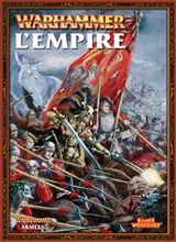 Couverture Warhammer : L'Empire