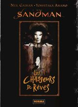 Couverture Sandman : Les Chasseurs de rêves