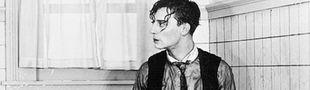 Cover Liste des films de Buster Keaton dans lesquels Buster Keaton ne finit pas, à un moment ou un autre, trempé comme une soupe