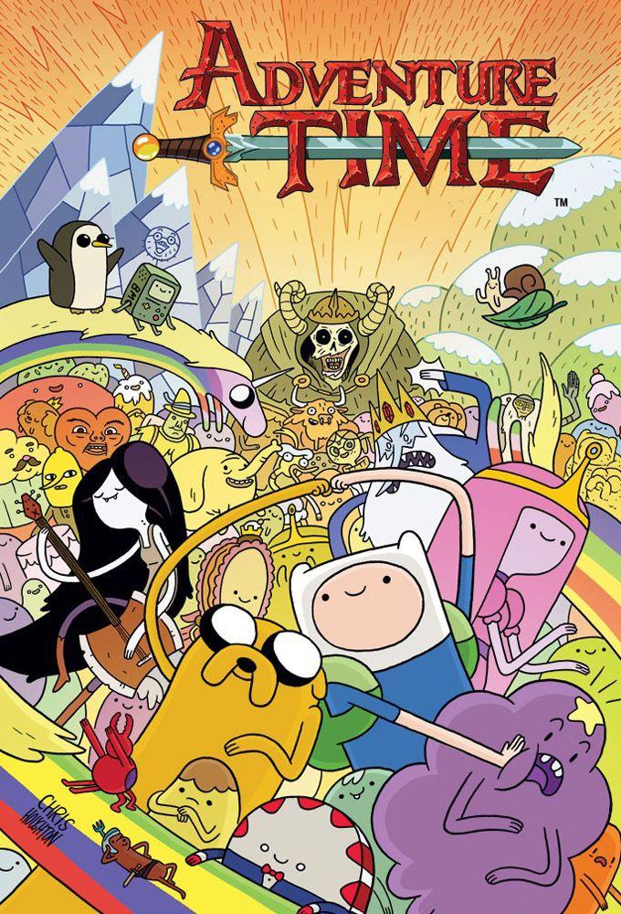 Affiches Posters Et Images De Adventure Time 2010