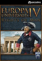 Jaquette Europa Universalis IV: Rights of Man