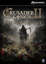 Jaquette Crusader Kings II: The Reaper's Due