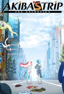 Affiche Akiba's Trip: The Animation