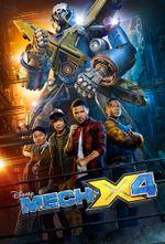 Affiche MECH-X4
