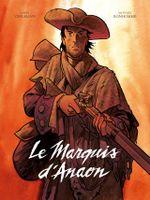 Couverture Le Marquis d'Anaon, intégrale