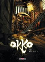 Couverture Le Cycle de l'air : Deuxième Partie - Okko, tome 6